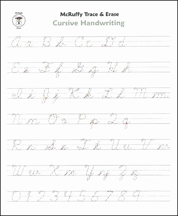 Handwriting without Tears Worksheets Pdf Make Your Own Handwriting Worksheets Create Letter Tracing