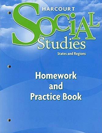 Harcourt social Studies World History Amazon social Stu S Grade 4 Books
