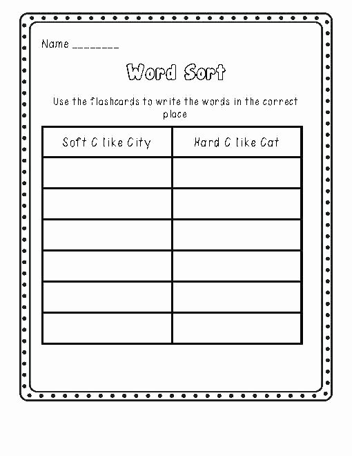 Hard and soft C Worksheets Line Literacy Mathematics Kids Activity Games Worksheets