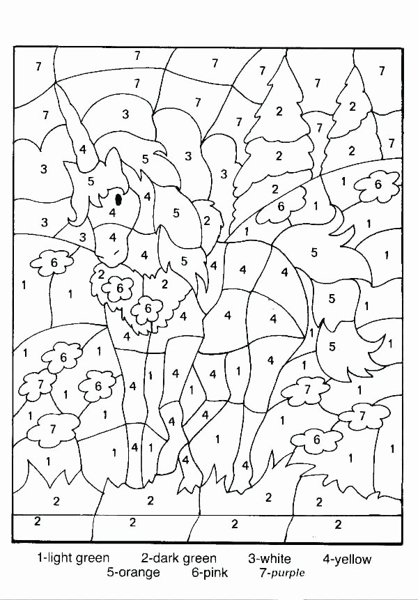 Hard Color by Number Worksheets Color by Number Coloring Pages Hard – Lifewiththepeppers