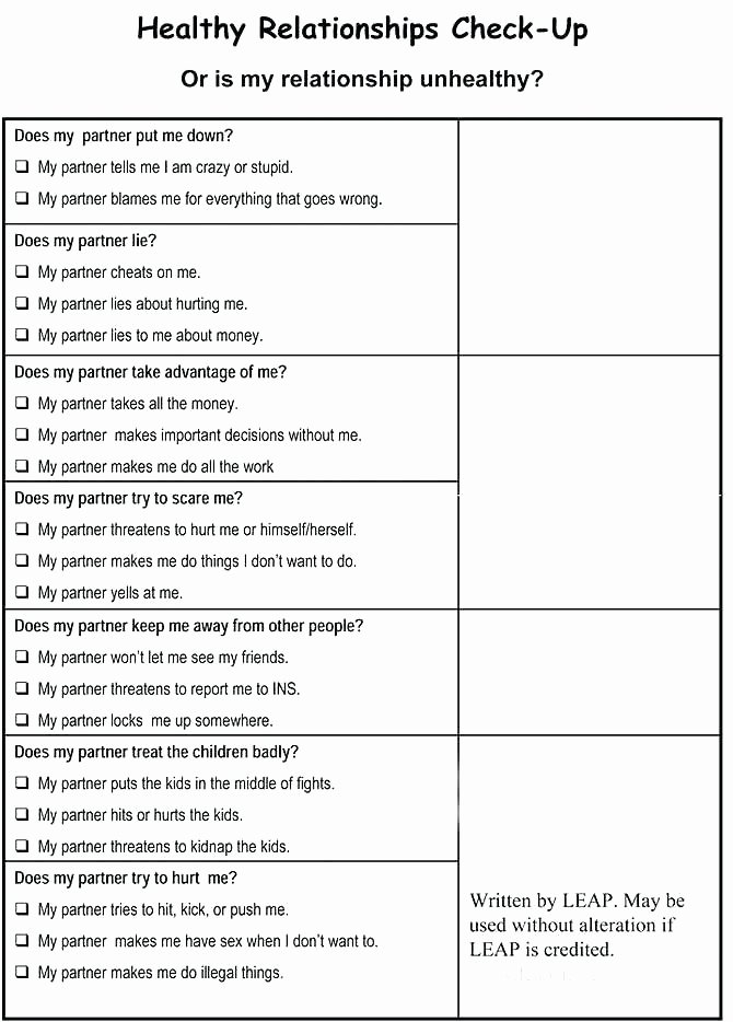 Healthy Family Relationships Worksheets Building Family Relationships Worksheets Relationship