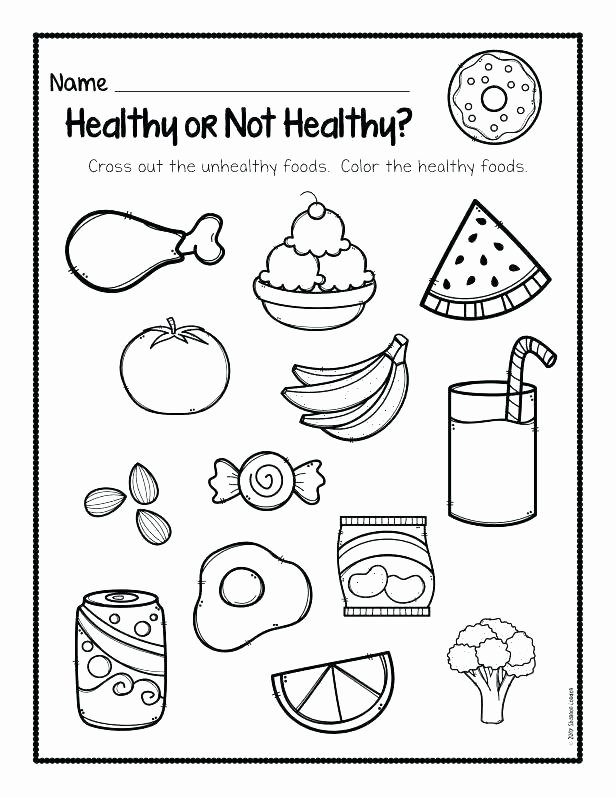 Healthy Habits for Kids Worksheets Free Health Worksheets for 4th Grade – Onlineoutlet