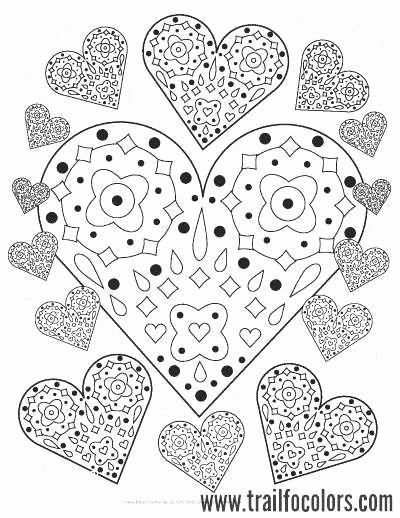 Heart Coloring Worksheet Lorax Coloring Pages