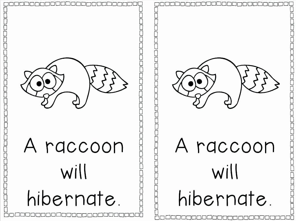 Hibernation Worksheet for Preschool Hibernation Coloring Pages – Kclwradio