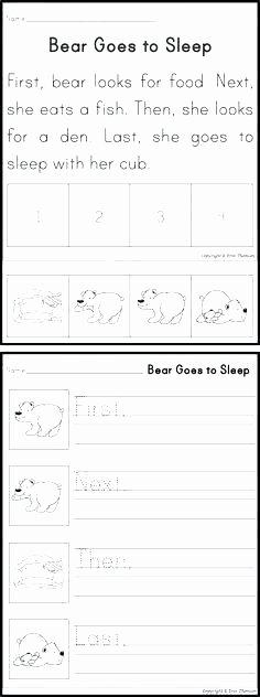 Hibernation Worksheet for Preschool Hibernation Worksheets for Preschoolers Preschool Kids Books
