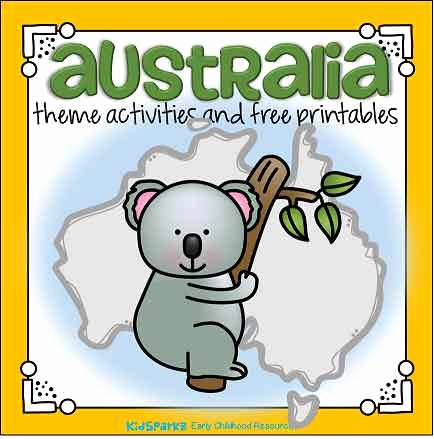 Hibernation Worksheets for Preschool Australian Animals Preschool theme Activities Kidsparkz