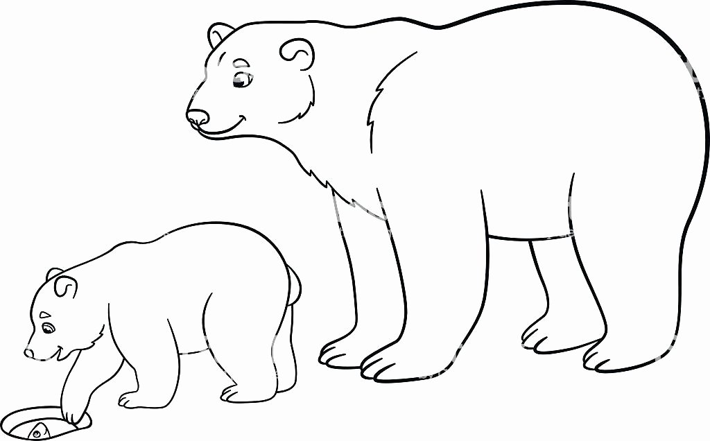Hibernation Worksheets for Preschool Hibernating Bear Coloring Page – Grampy