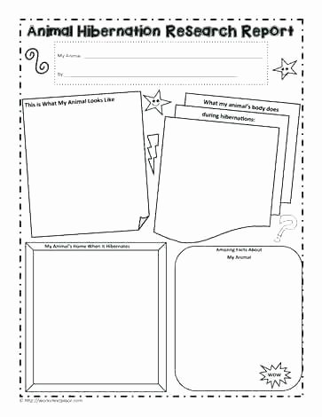 Hibernation Worksheets for Preschool Hibernation Worksheets for Kindergarten I Also Included some