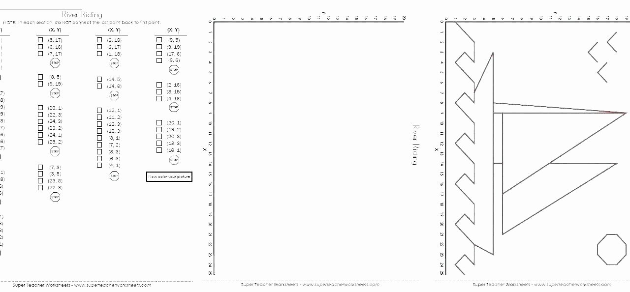 Hidden Picture Math Worksheets Free Printable Coordinate Graphing Worksheets Free Printable