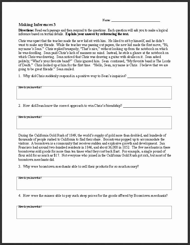 High School Essay Writing Worksheets Writing Skills Worksheets for Middle School