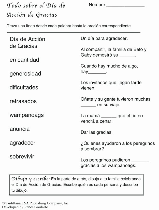 High School Spanish Worksheets Spanish Worksheets for Middle School Students