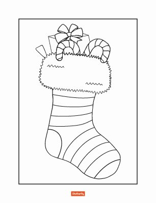 christmas coloring pages thumb 2