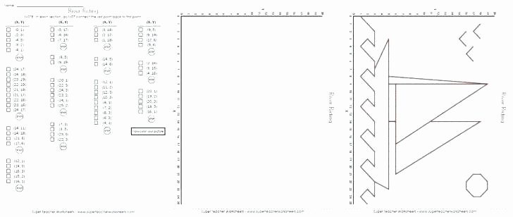Holiday Coordinate Graphing Free Printable Coordinate Graphing Worksheets Free Printable