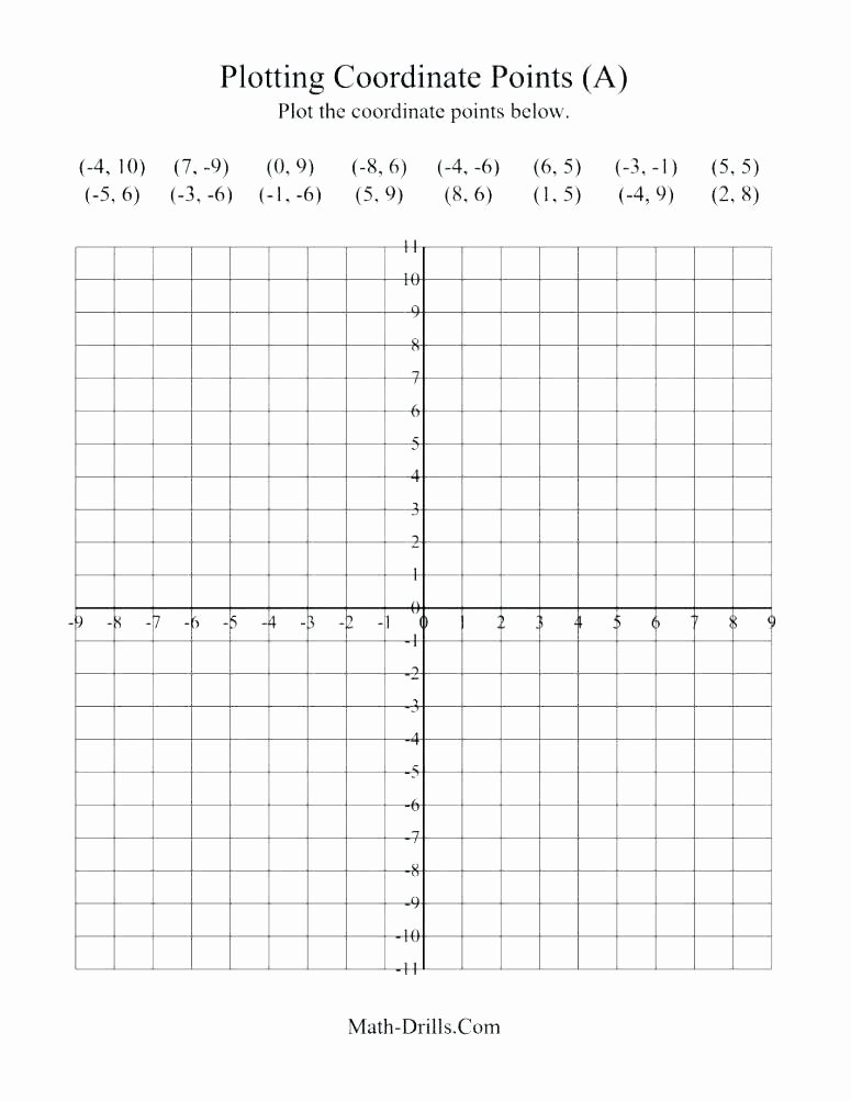 Holiday Coordinate Graphing Fun Graphing Worksheets Math Coordinate Plane