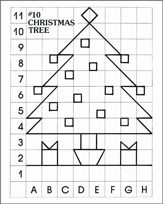 Holiday Coordinate Graphing Pictures New Free Printable Mystery Graph Pictures – Buchanansdachurch