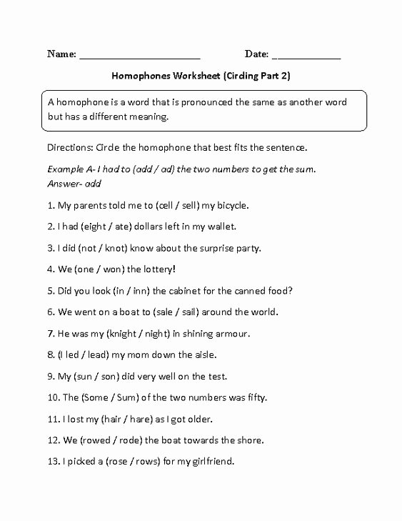 Homographs and Homophones Worksheets Sam England Samengland 2 On Pinterest