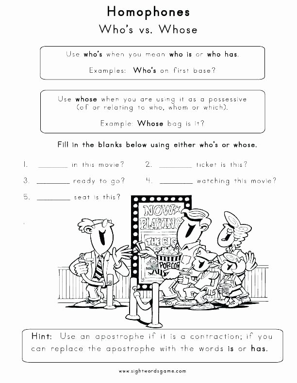 Homographs Worksheets Pdf Homonyms Homophones Homographs Worksheets Collection Free