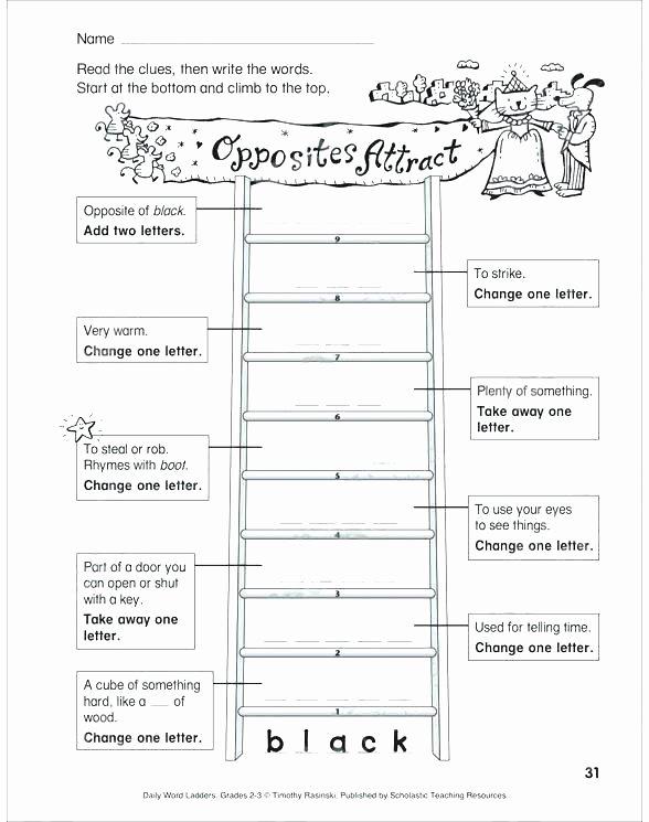 Homographs Worksheets Pdf Opposites Worksheets for Grade 3 Opposites Worksheets for