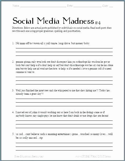 Homonym Worksheets High School Capitalization Worksheet Middle School Worksheets Grade for