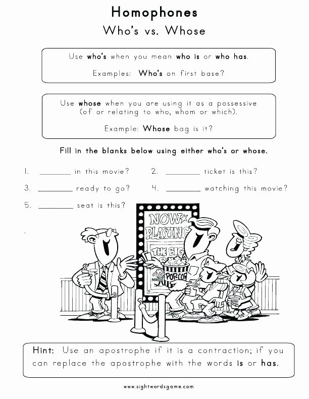 Homonyms Worksheet Pdf Homonyms Homographs and Homophones Worksheets Answers