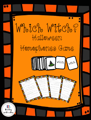 Homophones Anchor Chart Reading with A Plan – Reading with A Plan