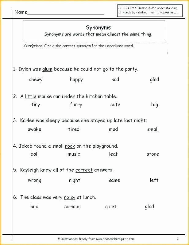 Homophones Worksheets for Grade 5 Opposites Worksheets for Grade 3 Opposites Worksheets for