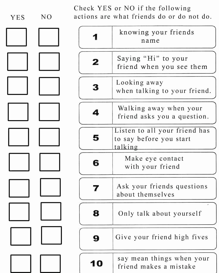 How to Make Friends Worksheet Lovely Save Resource Friendship Worksheets Friendship Worksheets