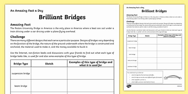 How to Make Friends Worksheet Unique Brilliant Bridges Worksheet Worksheet Worksheet