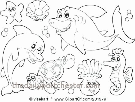 Human Heart Coloring Worksheet 18 Luxury Sea Animals Coloring Pages