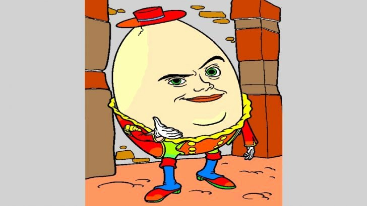 Humpty Dumpty Printable Book Jack and Jill Free