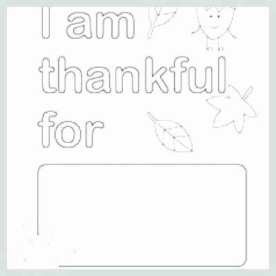 I Am Thankful for Worksheet Pattern Worksheets for Kindergarten Printable