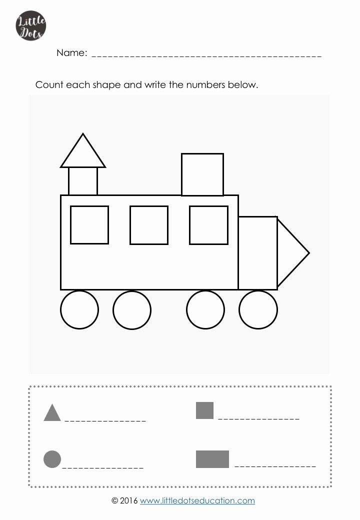 Identify Shapes Worksheet Kindergarten Single Post Free Kindergarten Math Worksheets