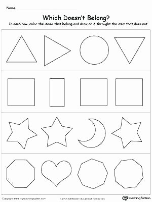 Identify Shapes Worksheet Kindergarten Three Dimensional Shapes Worksheets Kindergarten T N Shape