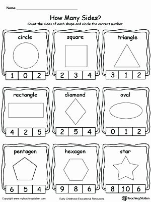 Identify Shapes Worksheet Shapes Kindergarten Worksheets – Sunriseengineers