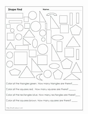 Identify Shapes Worksheets Math Geometry Worksheets 2nd Grade – Buchanansdachurch