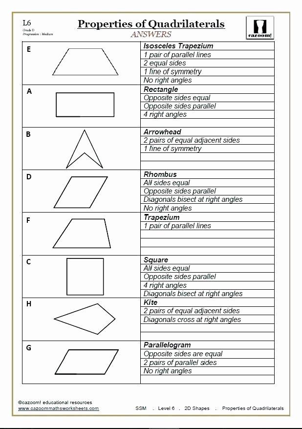 Identify Shapes Worksheets Symmetry Worksheets Grade 2