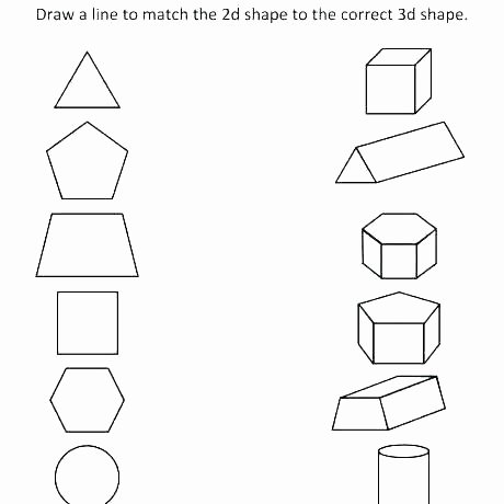 Identifying 2d Shapes Worksheets 2d Shapes Worksheets – butterbeebetty