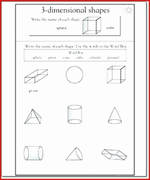 Identifying Shapes Worksheets Shape Worksheets Identify Shapes 2 Worksheet Slicing