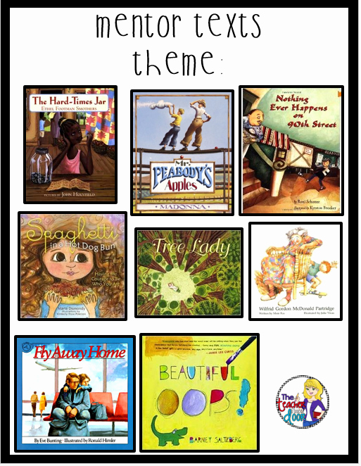 Identifying theme In Literature Worksheets Teaching themes In Literature Classroom Ideas