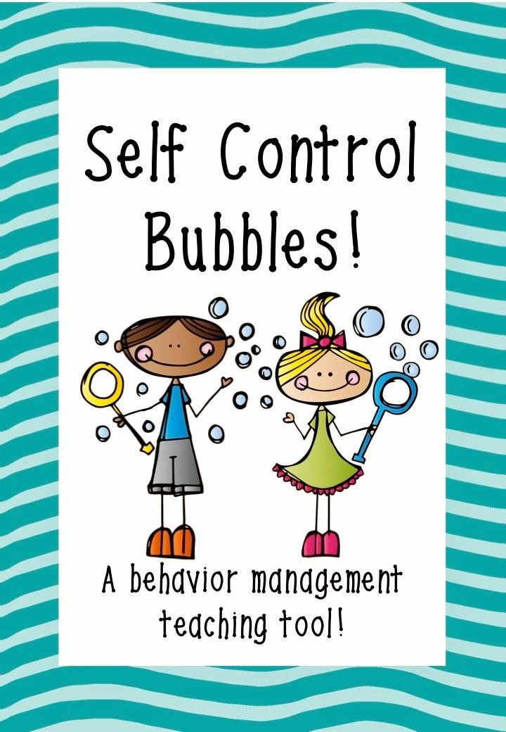 Impulse Control Worksheets Printable Self Control Activity Sheet