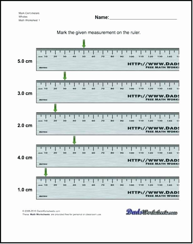 Inches Measurement Worksheets Ruler Math Worksheets Printable Addition Drill Measurement