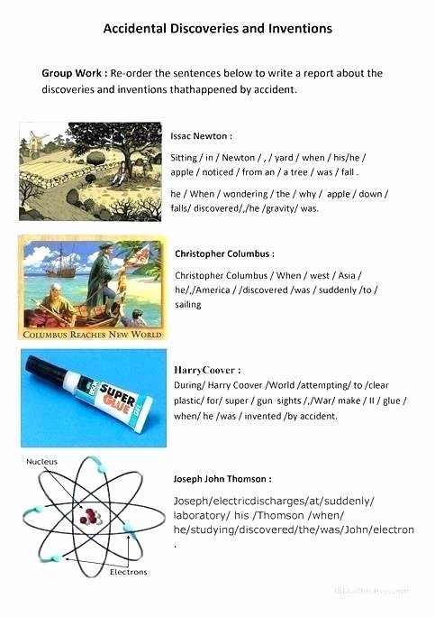 Industrial Revolution Worksheets Pdf Beautiful Inventions Worksheets Old Inventions Worksheets with