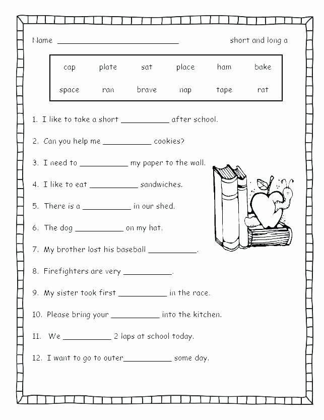 Inference Worksheets Grade 4 First Grade Worksheets Inference for Activities