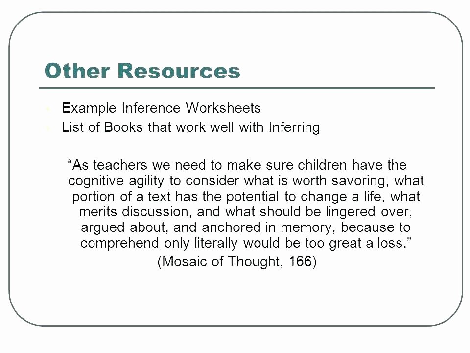 story setting worksheets grade making inferences inference other rences rence resources enchanting example point of view practice 3rd