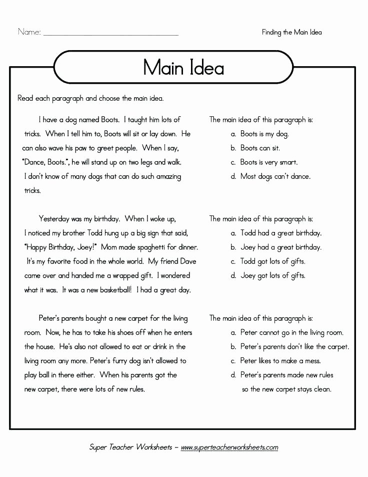 Inferencing Worksheets Grade 4 You Re the Teacher Worksheets