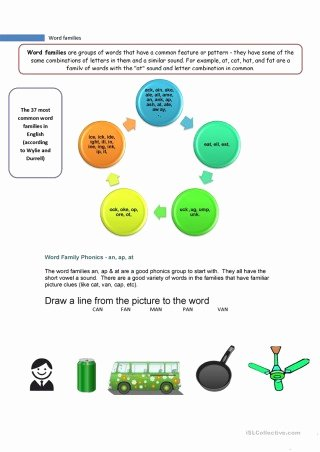 Ing Word Family Worksheets New 010 Printable Ing Word Family Worksheets Fascinating