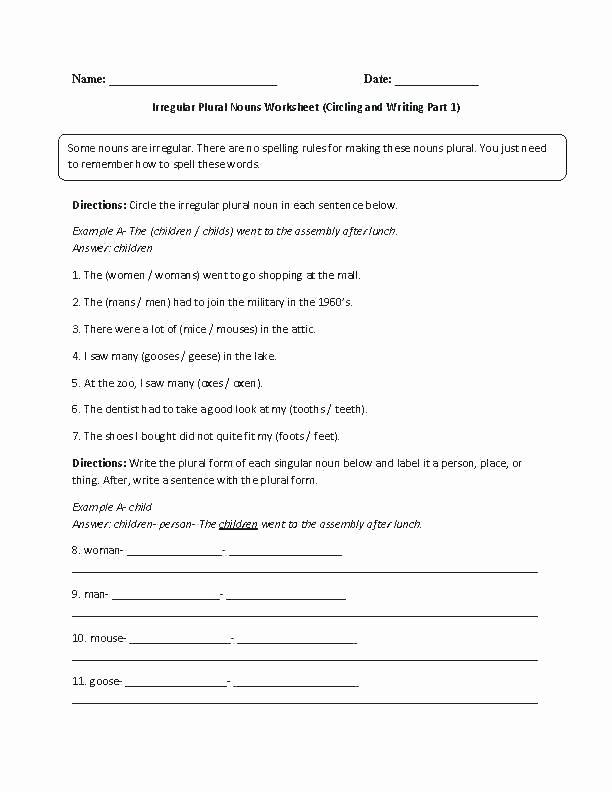 Ing Worksheets Grade 1 Unique Pronoun Worksheets for Grade 1