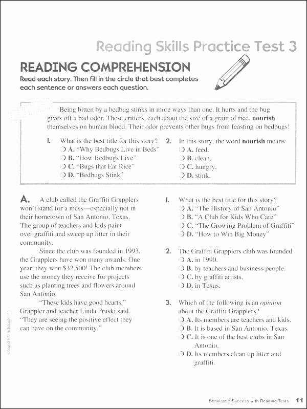 Insect Reading Comprehension Worksheets Apostrophe S Worksheet Free Printable Worksheets Made by