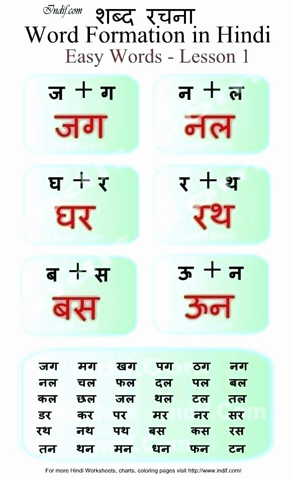 three letter words worksheets with pictures 3 rhyming for kindergarten read 2 two work hindi