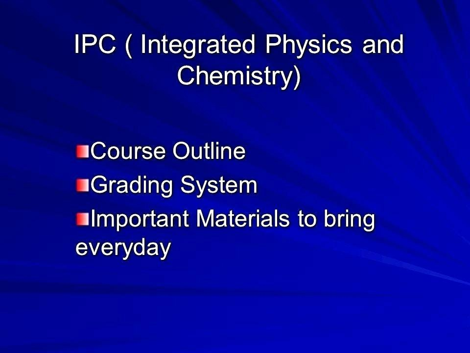 Integrated Chemistry and Physics Worksheets Fresh Cover Image Science Integrated Physics and Chemistry Unit